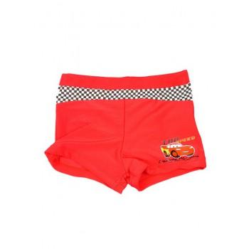 Costumino costume da bagno boxer bimbo neonato Disney baby Cars rosso