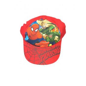 Cappello berretto bimbo uomo ragno Spiderman rosso