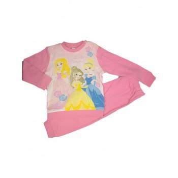Pigiama maglia maglietta pantalone bimba neonato Disney baby Principesse