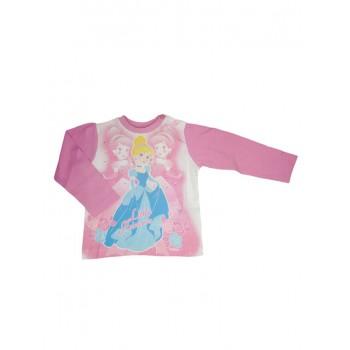 T-shirt maglia maglietta cotone bimba neonato Disney baby Principesse