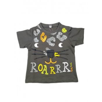 T-shirt maglia maglietta bimbo neonato bambino Tuc Tuc fango
