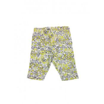Pantalone leggings bimba bambina neonato Losan fantasia verde