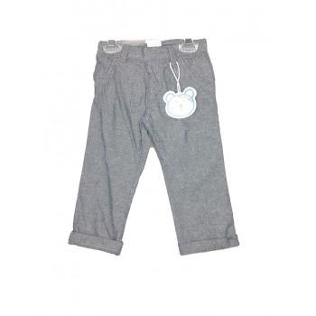 Pantalone bimbo neonato bambino Losan effetto jeans