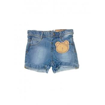 Pantaloncino shorts jeans bimbo neonato bambino Losan