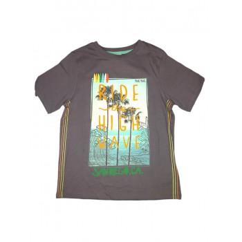 T-shirt maglia maglietta bimbo  bambino Tuc Tuc giallo
