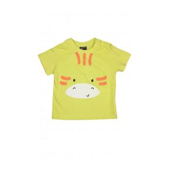 T-shirt maglia maglietta bimbo neonato Losan verde