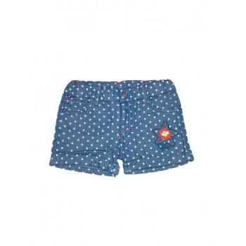 Pantaloncino shorts bimba bambina Tuc Tuc effetto jeans