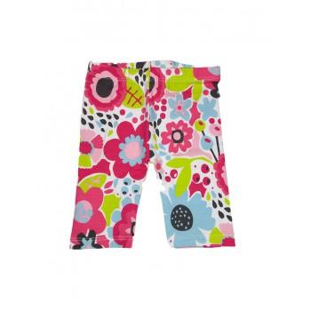 Pantalone leggings bimba bambina neonato Tuc Tuc fantasia fucsia
