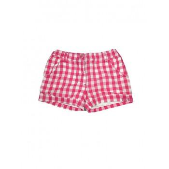 Pantaloncino shorts bimba bambina Tuc Tuc bianco fucsia