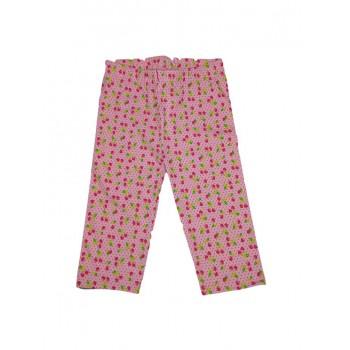 Pantalone leggings bimba bambina neonato Tuc Tuc rosa fucsia