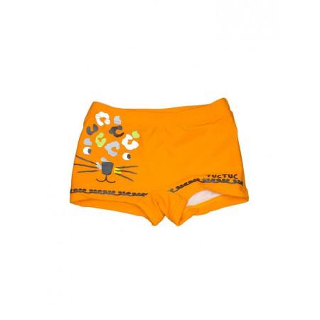 Costumino costume da bagno boxer bimbo neonato Tuc Tuc arancio