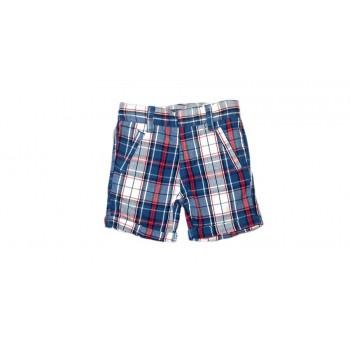 Pantaloncino shorts bimbo bambino Losan quadri