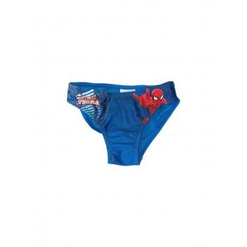 Costumino costume da bagno slip bimbo bambino Spiderman bluette