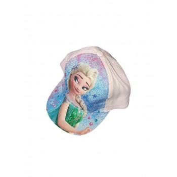 Cappello berretto bimba bambina Disney Frozen rosa