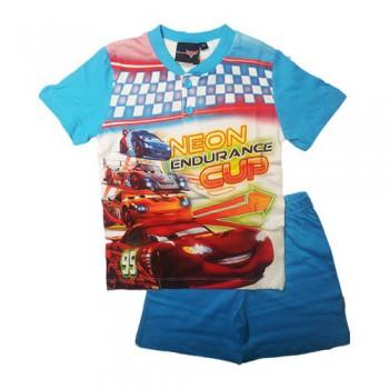 Pigiama maglia maglietta pantaloncino bimbo  bambino Disney Cars