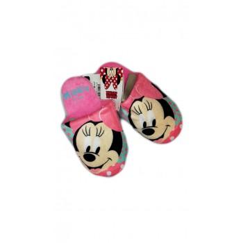 Pantofola bimba bambina Disney Minnie fucsia