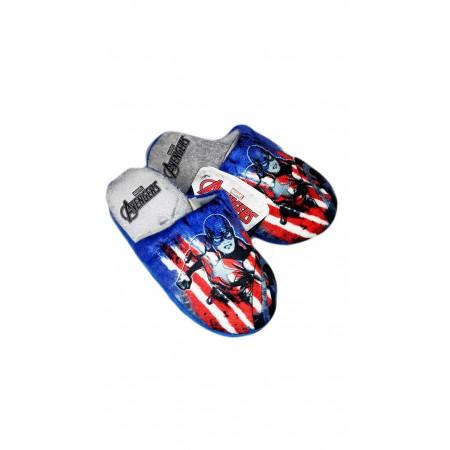 Pantofola bimbo bambino Avengers bluette