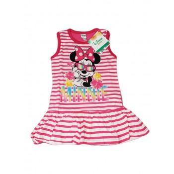 Vestitino vestito abito bimba neonato Arnetta Disney baby Minnie rosa
