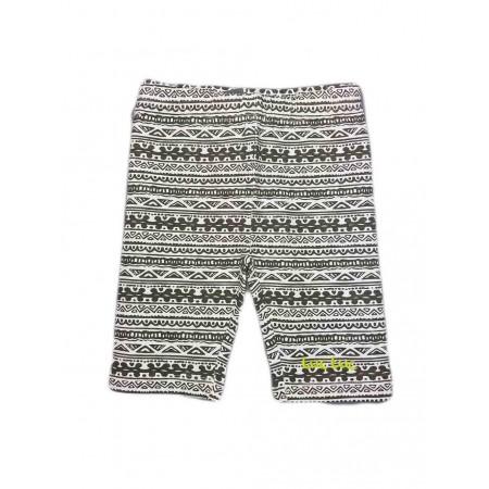 Pantalone leggings bimba bambina neonato Tuc Tuc grigio fantasia