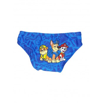 Costumino costume da bagno slip bimbo neonato Arnetta Paw Patrol azzurro