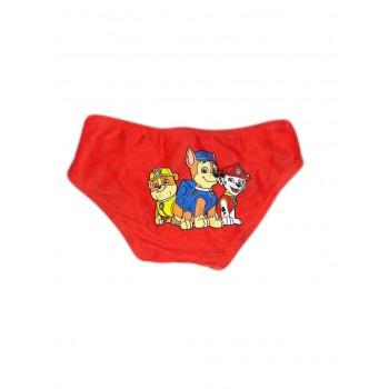Costumino costume da bagno slip bimbo neonato Arnetta Paw Patrol rosso