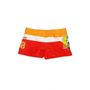 Costumino costume da bagno boxer bimbo neonato Arnetta Disney baby Mickey rosso