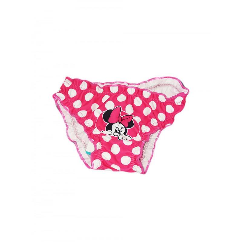 Costumino costume da bagno slip bimba neonato arnetta disney baby minnie rosa fucsia baby - Costume bagno neonato ...
