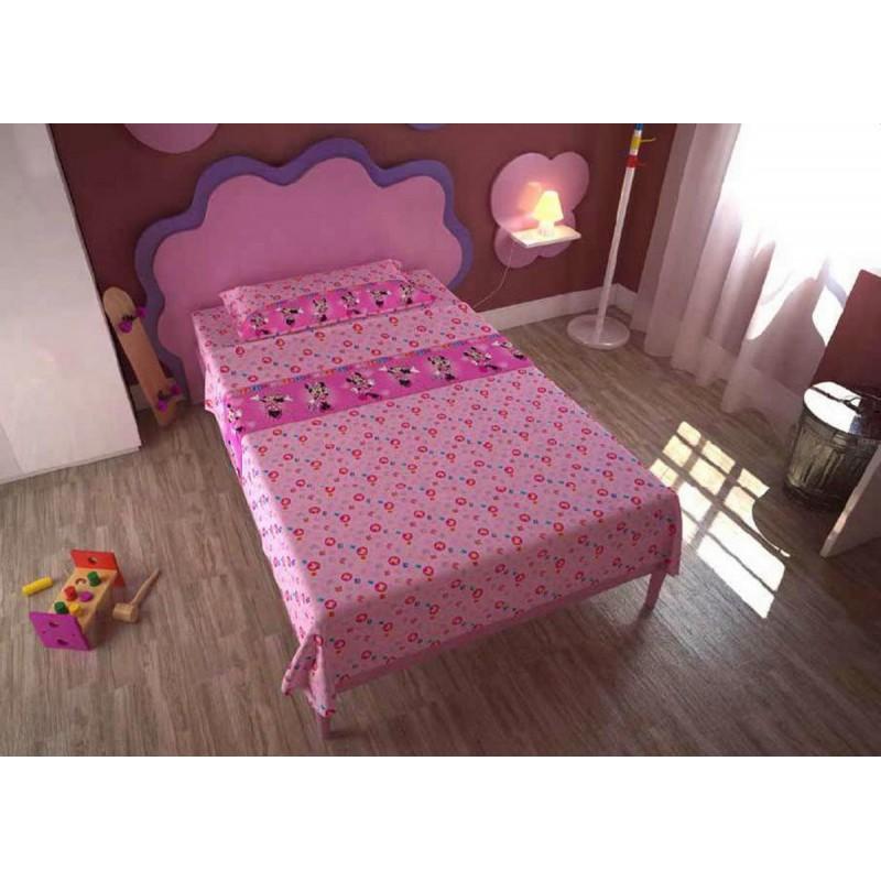 online primo sguardo come comprare Completo lenzuola parure letto 3pz bambina piazza singola ...