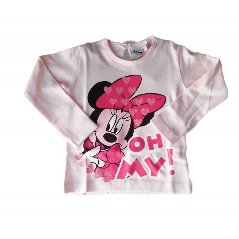 Maglietta Bimba Disney T-Shirt