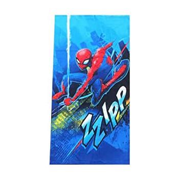 Telo asciugamano mare uomo ragno Spiderman