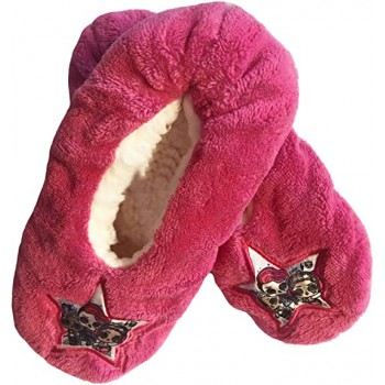 Pantofola ciabatta calza antiscivolo bambina lol surprise fucsia