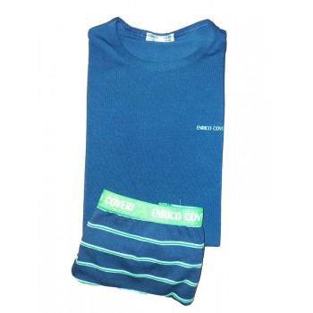 Coordinato intimo 2pz bambino enrico coveri tshirt e slip