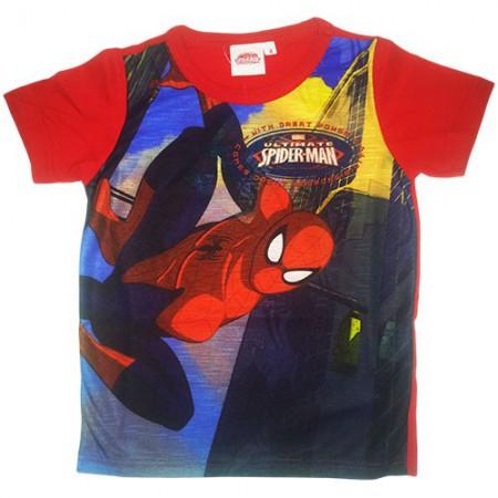 T-shirt maglia maglietta bimbo bambino uomo ragno Spiderman