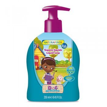 Sapone liquido detergente delicato bimba bambina Disney Dott.ssa Peluche