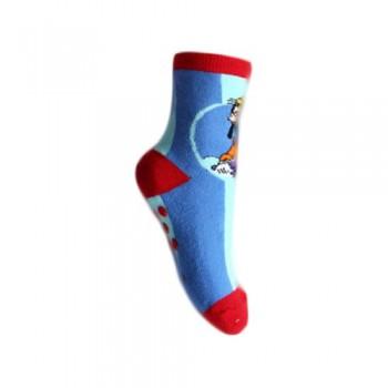Calza corta calzino antiscivolo bimbo bambino Disney Mickey Pippo